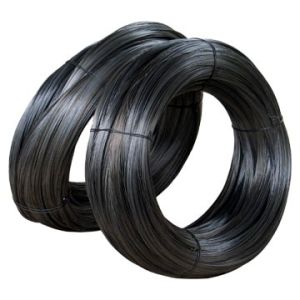 Black Annealed Steel Iron Binding Wire pictures & photos