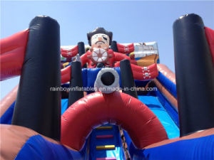 Fashionable Commercial Inflatable Slide pictures & photos
