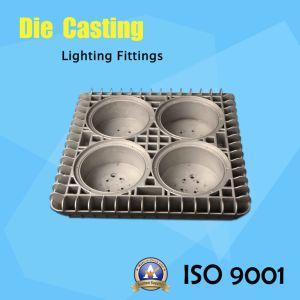 Die Casting Aluminum LED Street Light Lamp Housing pictures & photos