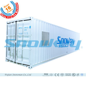 China Top1 Containerized Water Chiller Machine System Best Quality pictures & photos