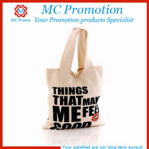 Promotional Shopping Cotton Canvas Bag