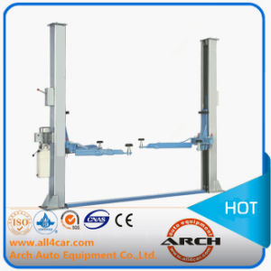 Hydraulic 2 Column Lift Machine Car Lifter (AAE-TPB135S) pictures & photos