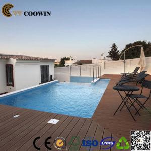 Swimming Pool Wood Plastic Composite Floorings pictures & photos