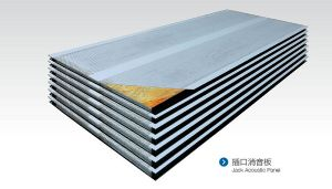 Industrial Noise Insulation Sandwich Panel