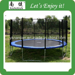 12ft Custom Made Bungee Trampoline for Sale with Safety Net pictures & photos