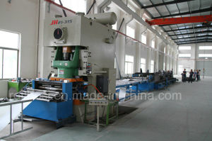 Automatic Galvanized Steel Cable Tray System Roll Forming Machine Price pictures & photos