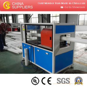 Glass Fiber PPR Pipe Extrusion Machinery pictures & photos