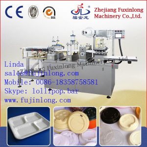 Automatically Plastic Spoon Making Machine pictures & photos