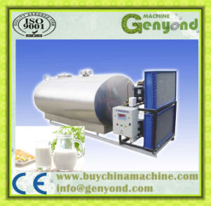 Hot Sale Milk Cooling Storage Tank pictures & photos