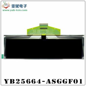 OLED Yb25664 - Asggf01 Single Color DOT Matrix LCD Module