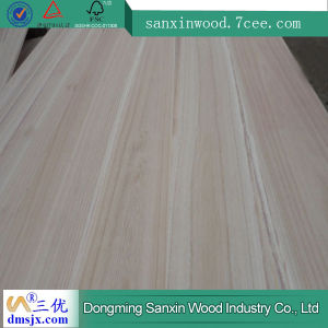 Fsc Certificated Paulownia Edge Glued Board