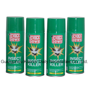 Knock Down 400ml High Quality Aerosol Spray Mosquito Insect Killer pictures & photos