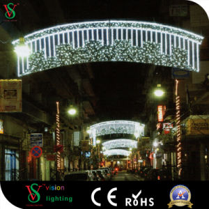 Big 3D Fairy Fountain for Square Christmas Decoration pictures & photos