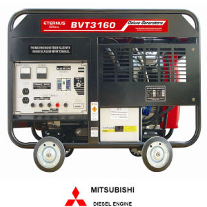 High-Tech 11kw Elepaq Generator (BVT3160) pictures & photos