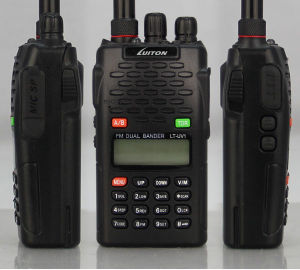 Dual Band Radio VHF/UHF Walkie Talkie Lt-UV1 pictures & photos