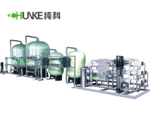 High Quality 20-30t/H Reverse System / Industrial Water Treatment pictures & photos