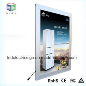 Advertising Aluminium Scrolling Light Box Sign pictures & photos