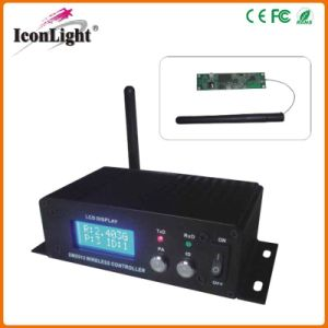 2.4G DMX512 Wireless Receiver and Transmitter Controller pictures & photos