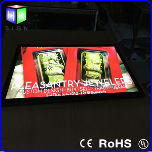 Aluminum Frame with Advertising LED Light Box pictures & photos