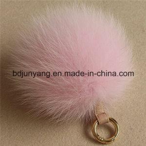 Top Quality Popular Real Fox Fur POM POM pictures & photos