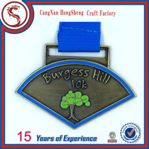 Painted Zinc Alloy Medal pictures & photos