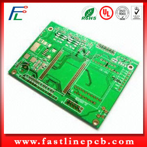 China Supplier Fr4 94vo RoHS PCB, UPS Multilayer Circuit Board