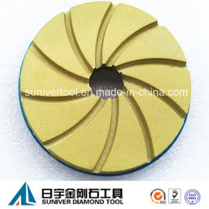400# Snail Lock Edge Grinding Wheel pictures & photos
