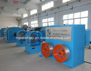 Cage-Type Planetary Cable Strander Machine pictures & photos