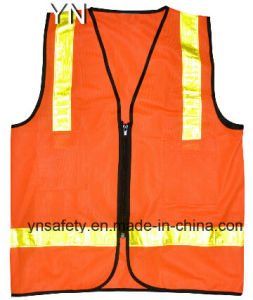 Safety Workwear with High Visibility Reflective Tape pictures & photos