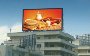 SMD Outdoor P8 LED Display Factory pictures & photos
