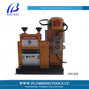 Automatic Recycling Machine Scrap Cable Stripping Machine (HW-005) pictures & photos