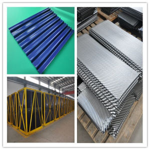 Rotary Air Preheater Enameled Corrugated Sheet pictures & photos