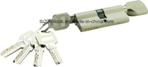 High Security Double Pins Computer Key Cylinder (C3370-141SN-231SN) pictures & photos