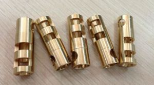 CNC Machined Brass Turning pictures & photos