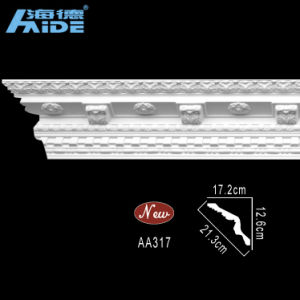 Polyurethane Decorative Cornices PU Moulding (AA317) pictures & photos