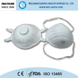 Anti Medical Particulate Ffp3 Respirator Mask pictures & photos