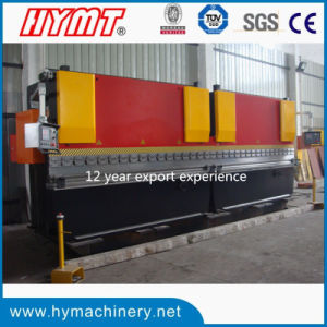 2-WC67K-400X4000 Tandem NC control Hydraulic Press Brake pictures & photos