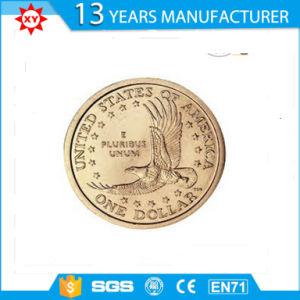 Factory Custom High Quality Souvenir Challenge Gold Eagle Coins pictures & photos