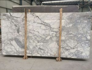 Hot Sale of White Marble Italy Calacata pictures & photos