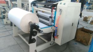 Automatic Cash Register Paper Roll Rewinding Slitter Machine pictures & photos