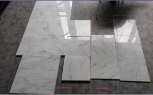Cultured Cheap Best Quality Nature White Marble pictures & photos