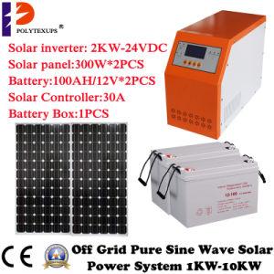 6000W 24V/48V 110V/220V/230V/240V off Grid Solar Power Inverter pictures & photos