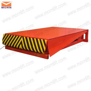10t Adjustable Loading Ramp for Logistic Company pictures & photos