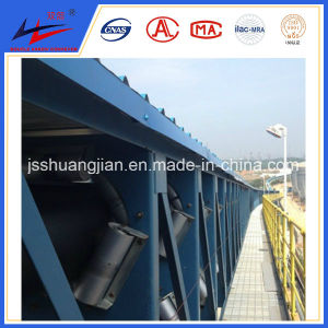 Energy Saving Pipe Conveyor pictures & photos