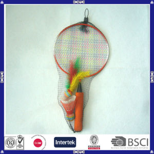 Made in China Hot Sell Promotional Cheap Mini Badminton Racket pictures & photos