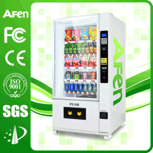 Hot Sale! Combo Vending Machine, Snack Vendor, Drink Vending Machine pictures & photos