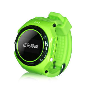 SIM Card Bluetooth GPS Tracker Watch for Kids Children The Aged