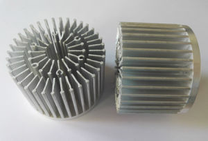 Cold Forged Aluminum LED Downlight Heatsinks pictures & photos