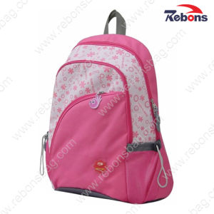 Pink Girls Beautiful Backpacks for School, Sports, Hking, Traveling pictures & photos
