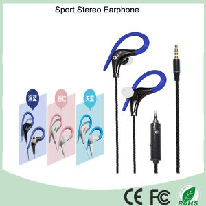Runner Sport Stereo Headset in-Ear Earphones with Microphone and Volume Control pictures & photos